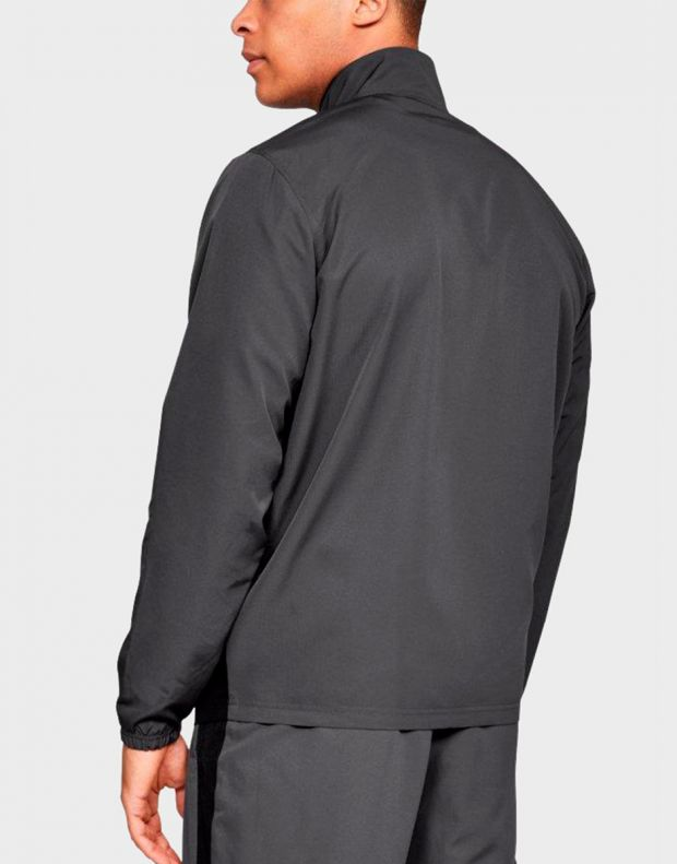 UNDER ARMOUR Sportstyle Woven Jacket Grey - 1320123-019 - 2