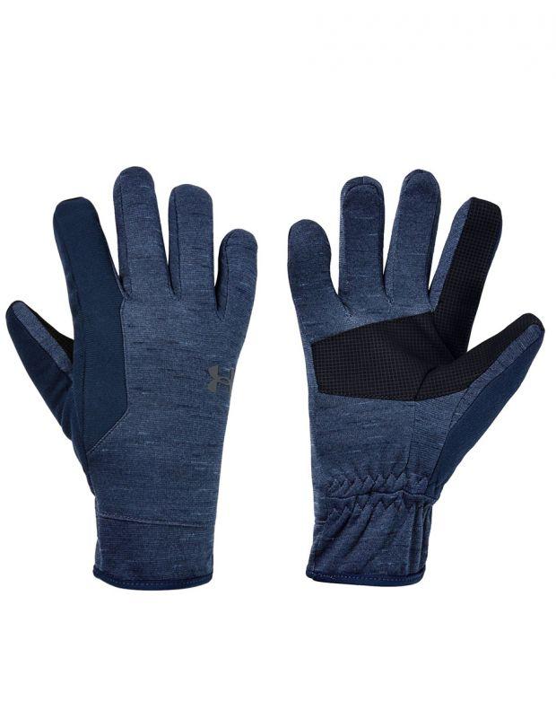 UNDER ARMOUR Storm Gloves Navy - 1300082-008 - 1