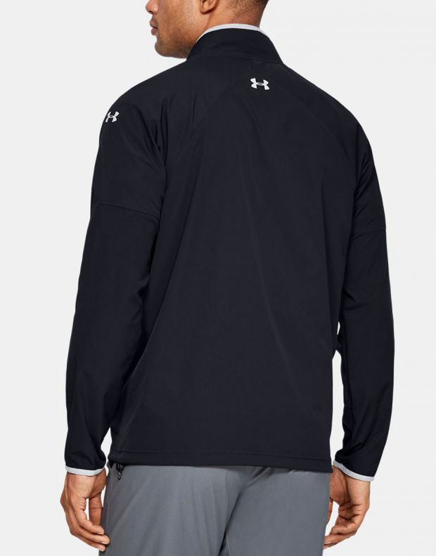 UNDER ARMOUR Storm Windstrike Full Zip Jacket Black - 1327013-001 - 2