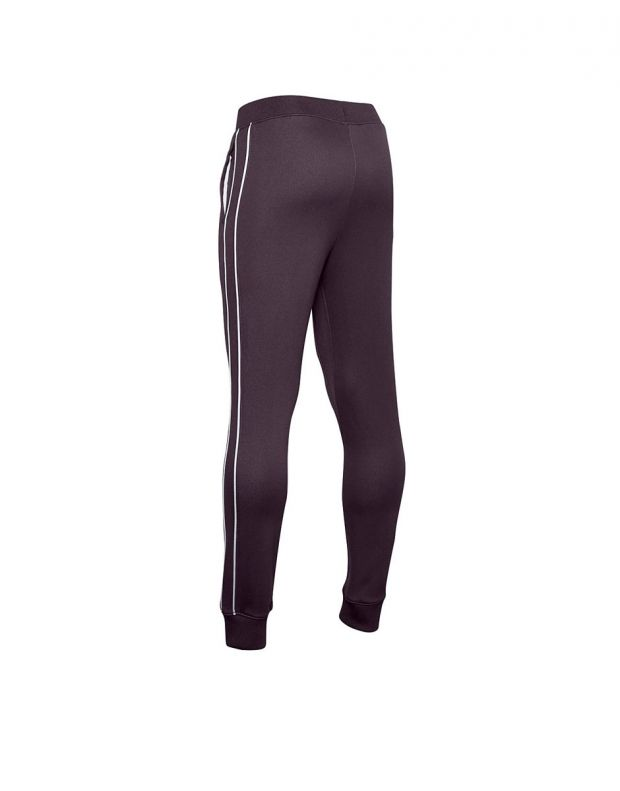 UNDER ARMOUR Tech Terry Joggers Purple - 1345403-520 - 2