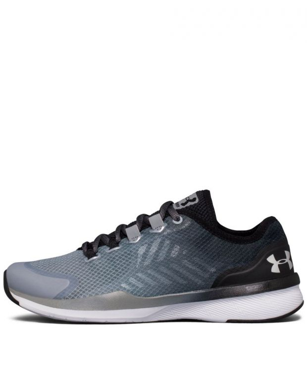 UNDER ARMOUR W Charged Push Traning Grey - 1