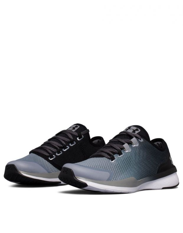UNDER ARMOUR W Charged Push Traning Grey - 3