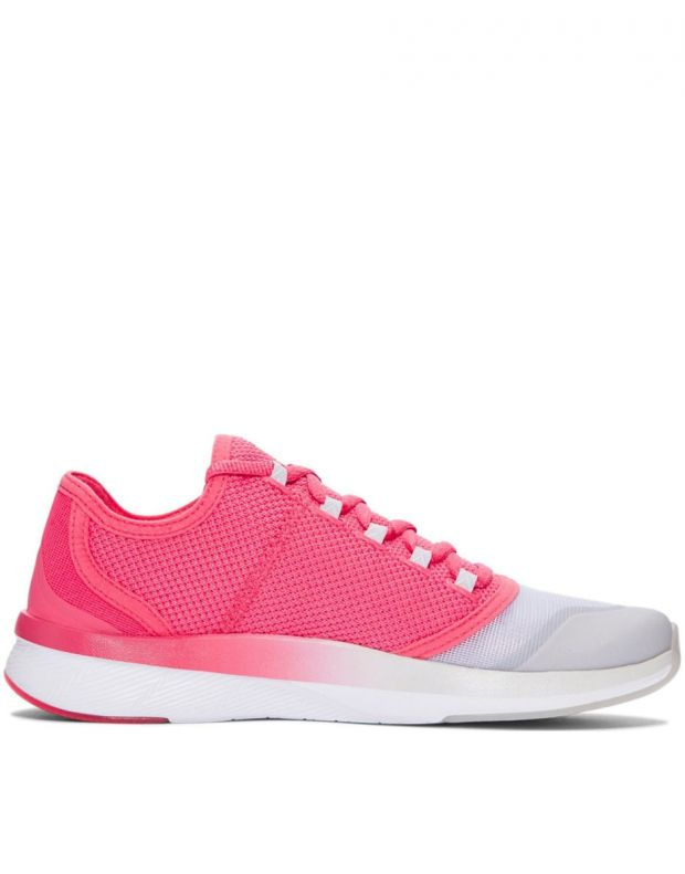 UNDER ARMOUR W Charged Push Traning Pink - 2