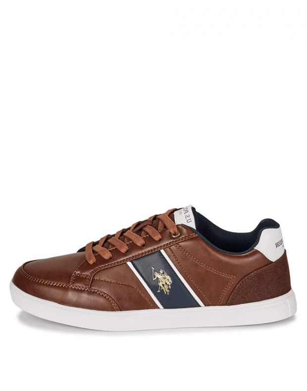 US POLO Kay Club Brown - KAY4252W9BROWN - 1