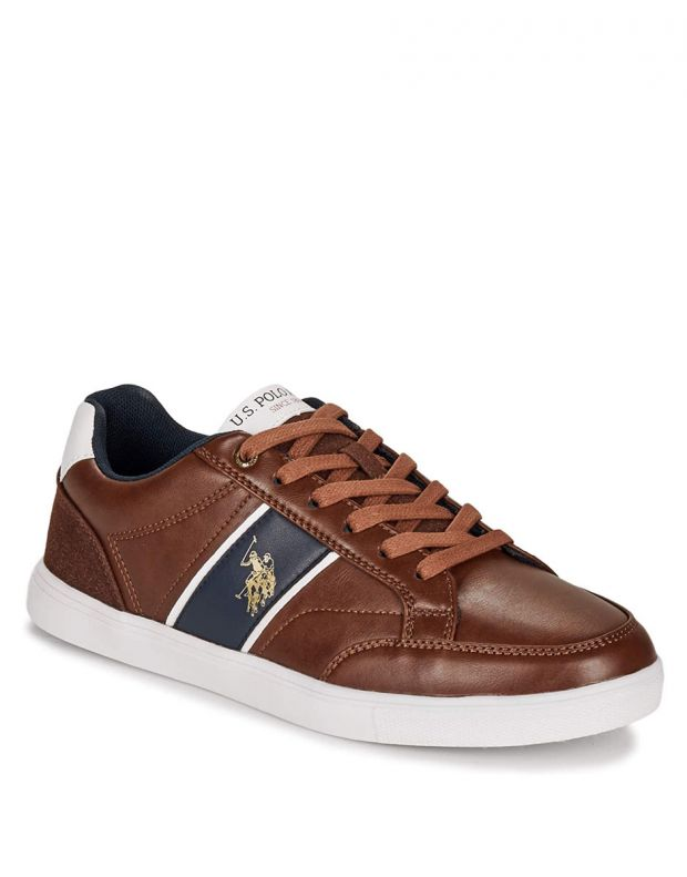 US POLO Kay Club Brown - KAY4252W9BROWN - 3