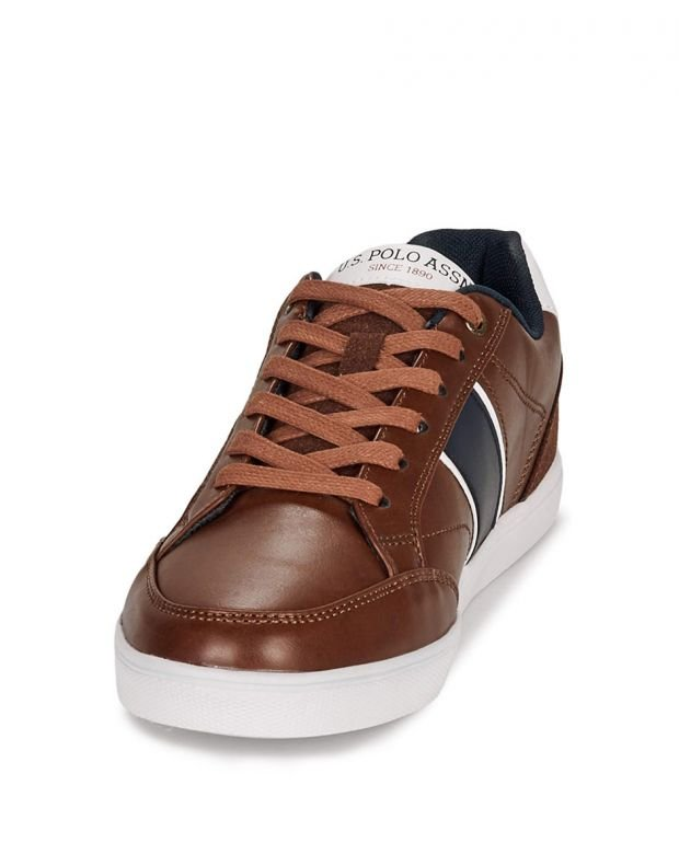 US POLO Kay Club Brown - KAY4252W9BROWN - 4