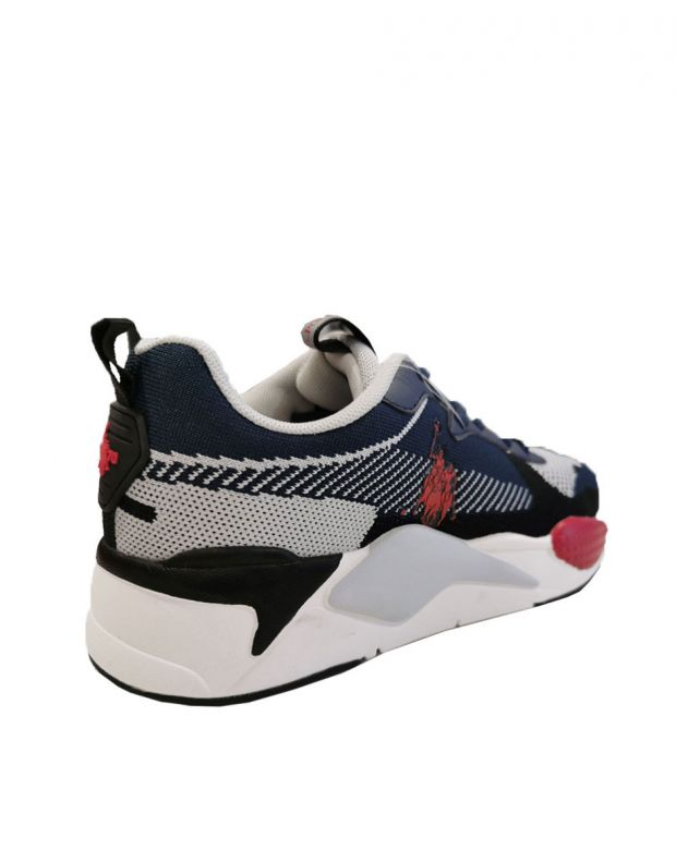 US POLO William Sport Navy - H047-NAVY - 4