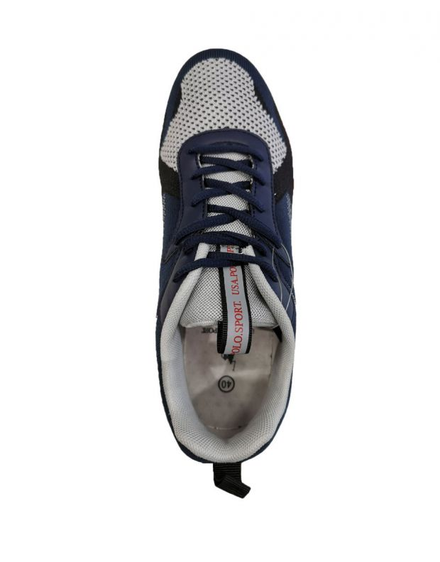 US POLO William Sport Navy - H047-NAVY - 5