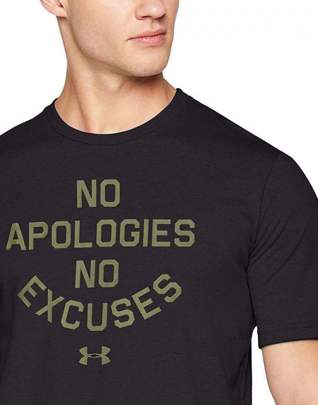 UNDER ARMOUR No Apologies Tee Black - 3