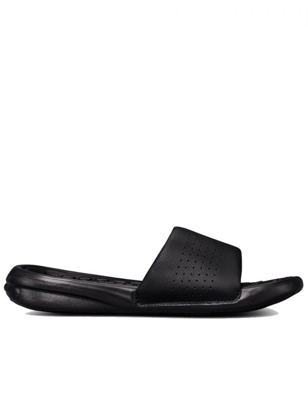 UNDER ARMOUR Playmaker Fixed Strap Slides Black - 2