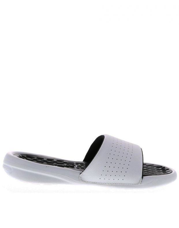 UNDER ARMOUR Playmaker Fixed Strap Slides White - 2