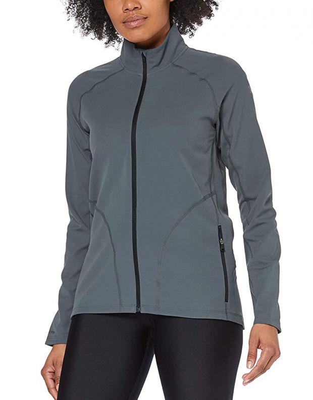 UNDER ARMOUR Storm Launch Graphic Jacket Grey - 1326514-012 - 1