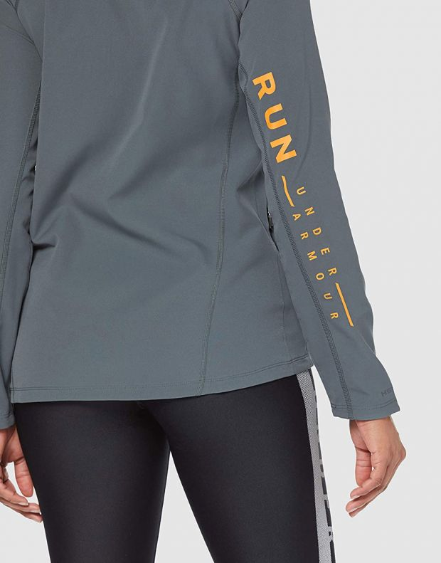 UNDER ARMOUR Storm Launch Graphic Jacket Grey - 1326514-012 - 4