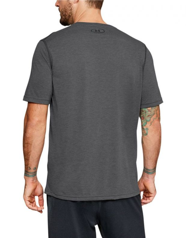 UNDER ARMOUR Threadborne Siro Tee Carbon - 2