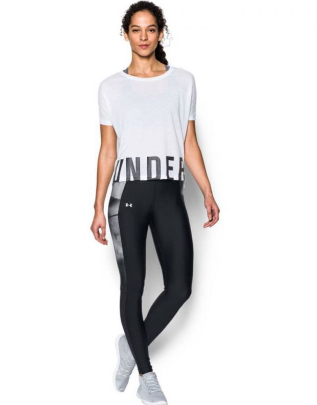 UNDER ARMOUR Fly-By Printed Legging - 4