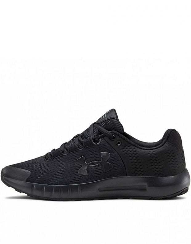 UNDER ARMOUR Micro G Pursuit W All Black - 3021969-001 - 1