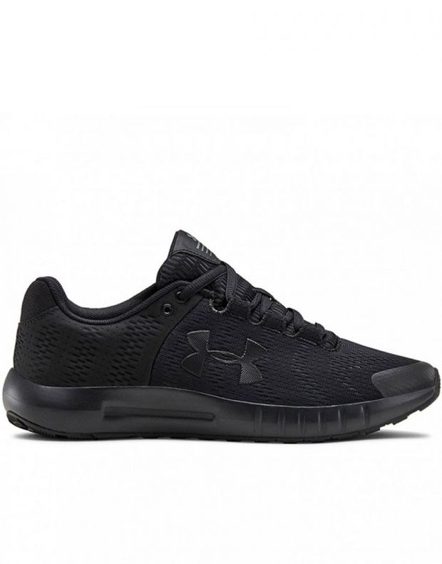 UNDER ARMOUR Micro G Pursuit W All Black - 3021969-001 - 2