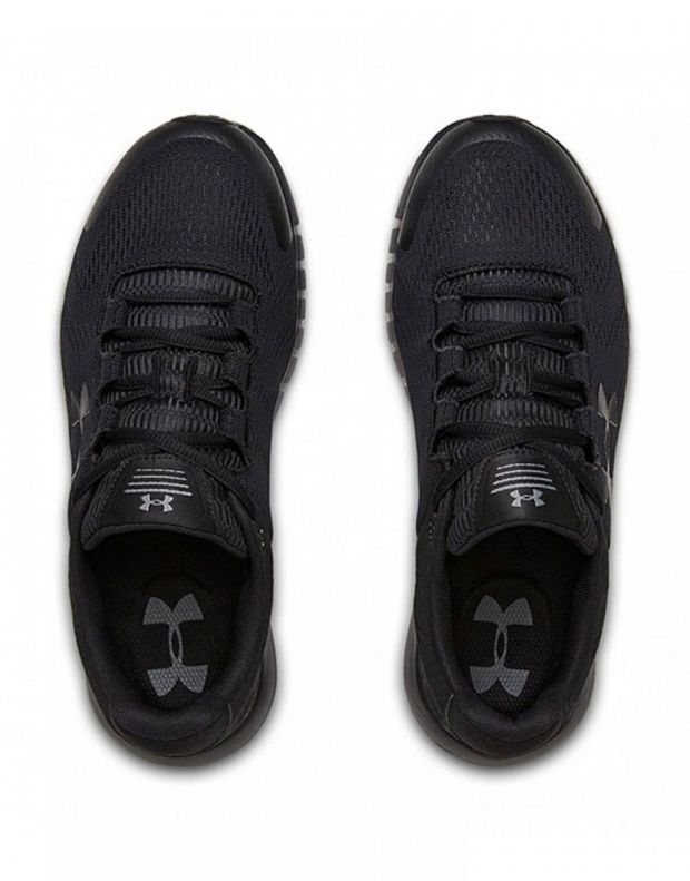 UNDER ARMOUR Micro G Pursuit W All Black - 3021969-001 - 4