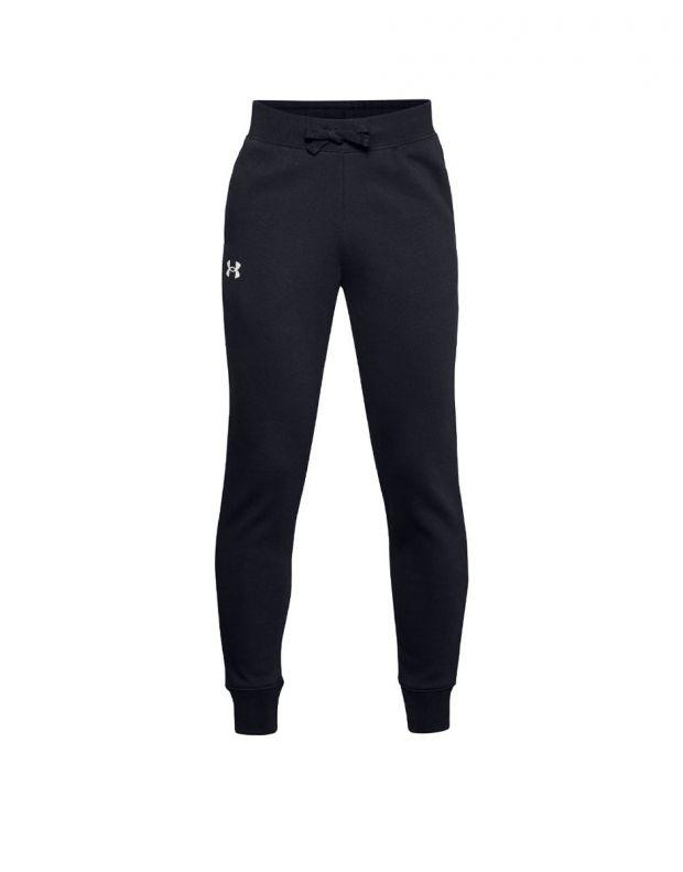 UNDER ARMOUR Rival Cotton Pants Black - 1357634-001 - 1