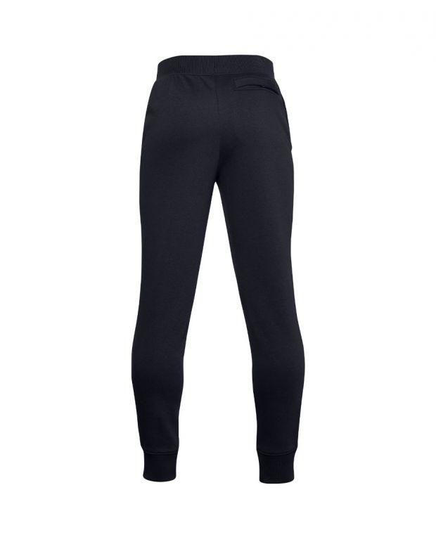 UNDER ARMOUR Rival Cotton Pants Black - 1357634-001 - 2