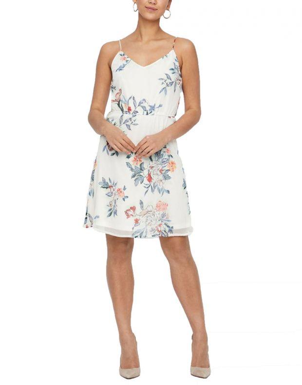 VERO MODA Kleid Dress Pristine - 10166410/pristine - 1