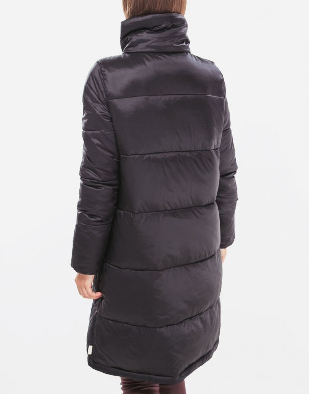 VERO MODA Long Puffer Jacket Black - 2