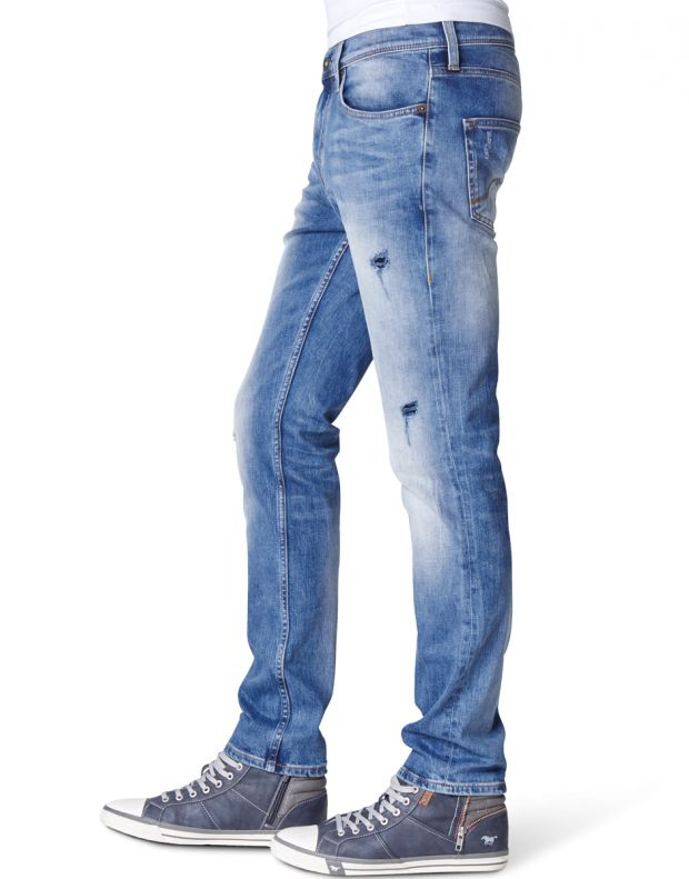 MUSTANG Vegas Skinny Jeans Tier - 2
