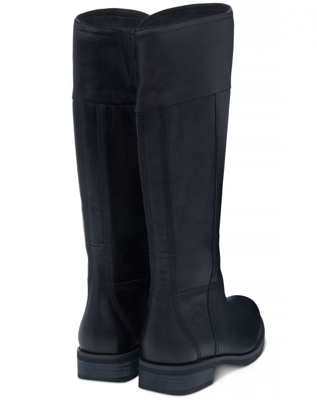 TIMBERLAND Venice Park Tall Boot Black - 4