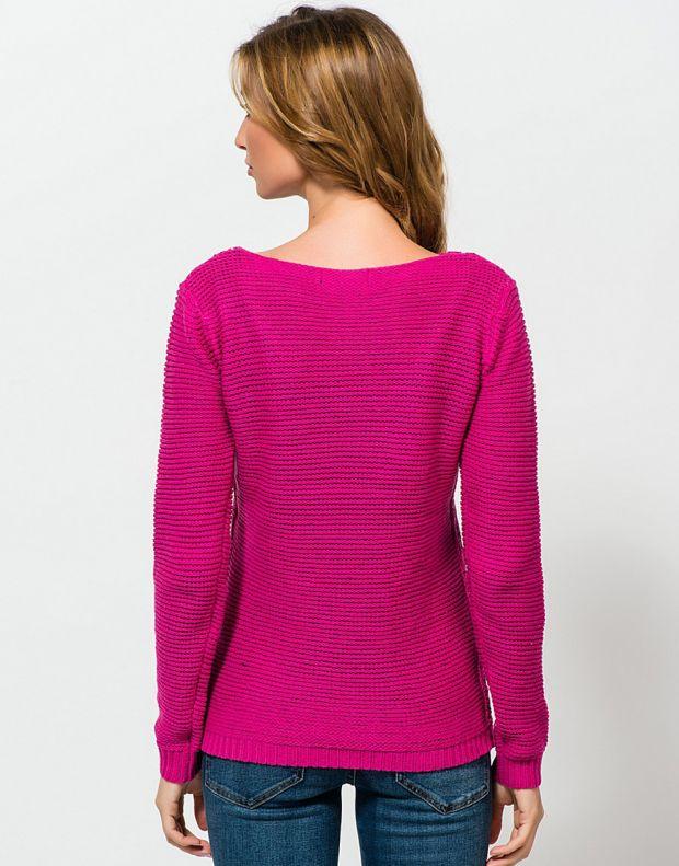VILA Very Berry Pullover - 3