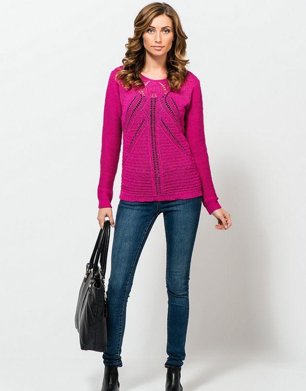 VILA Very Berry Pullover - 2