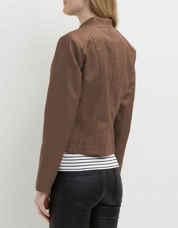 VERO MODA Casaco Jacket Brown - 14042738/brown - 2
