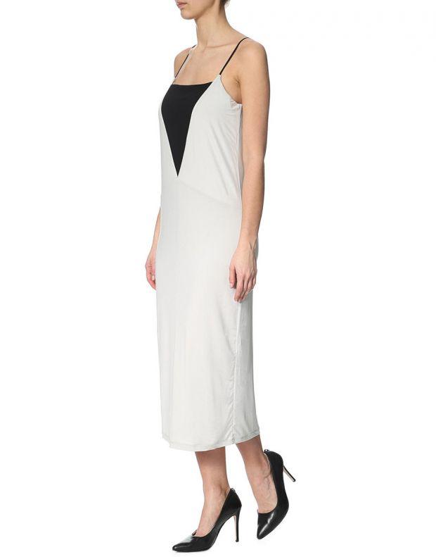 VILA Vissuna Dress Grey - 2