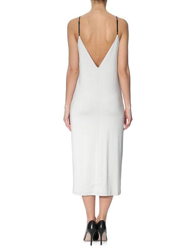 VILA Vissuna Dress Grey - 3