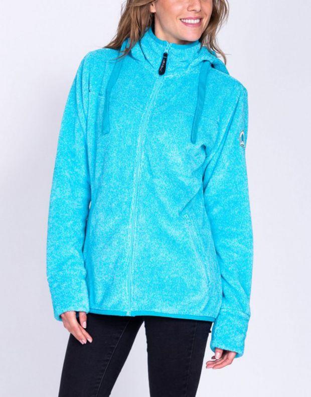 WILD STREAM Ispan Tracktop Turquoise - Ispan/turquoise - 2