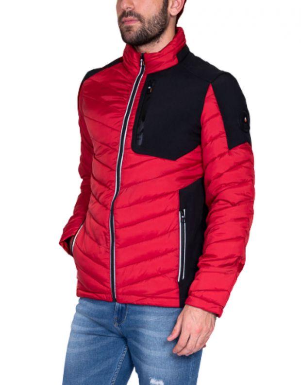 WILD STREAM Lightnorth Jacket Red - lightnorth/red - 1