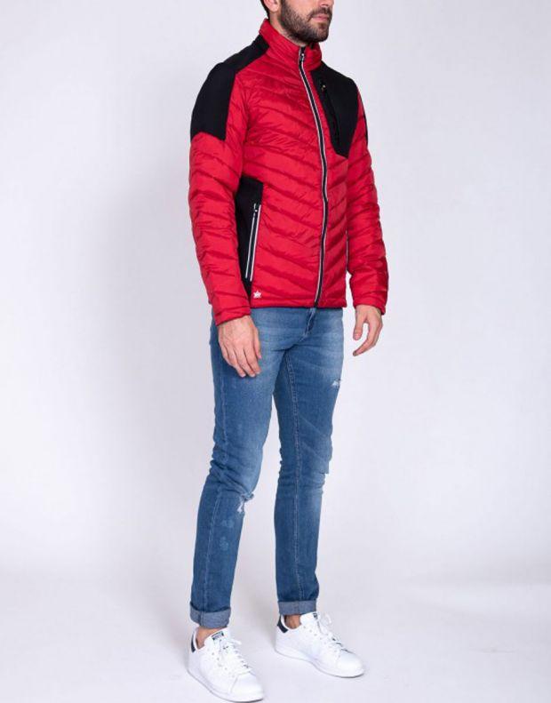 WILD STREAM Lightnorth Jacket Red - lightnorth/red - 2