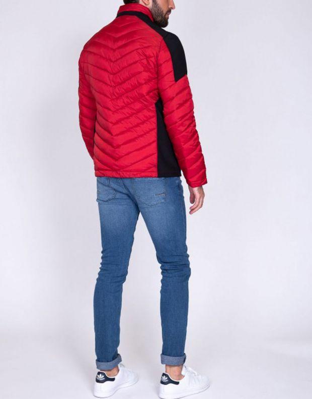 WILD STREAM Lightnorth Jacket Red - lightnorth/red - 3