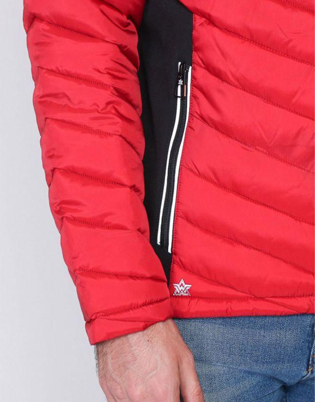 WILD STREAM Lightnorth Jacket Red - lightnorth/red - 4
