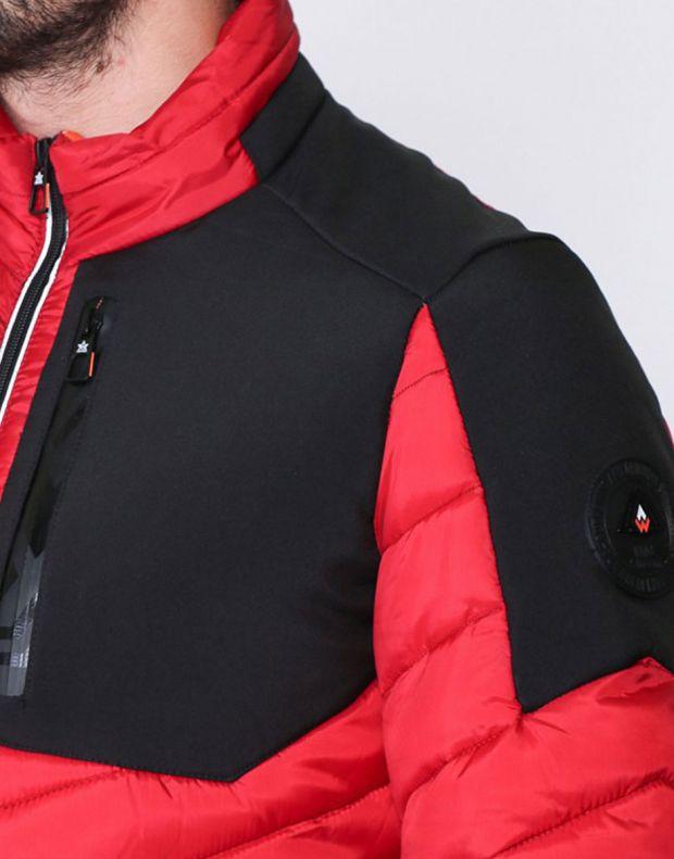 WILD STREAM Lightnorth Jacket Red - lightnorth/red - 5