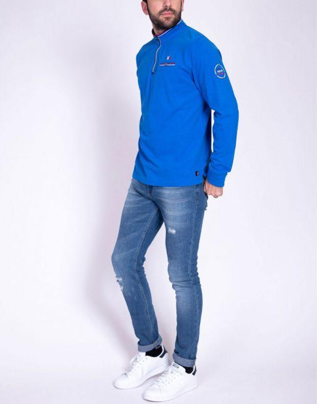 WILD STREAM Primera Blouse Blue - 2