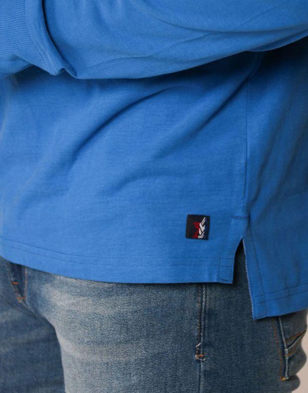 WILD STREAM Primera Blouse Blue - 4