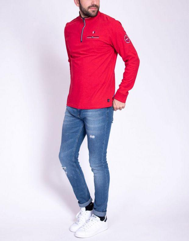 WILD STREAM Primera Blouse Red - Primera/red - 2