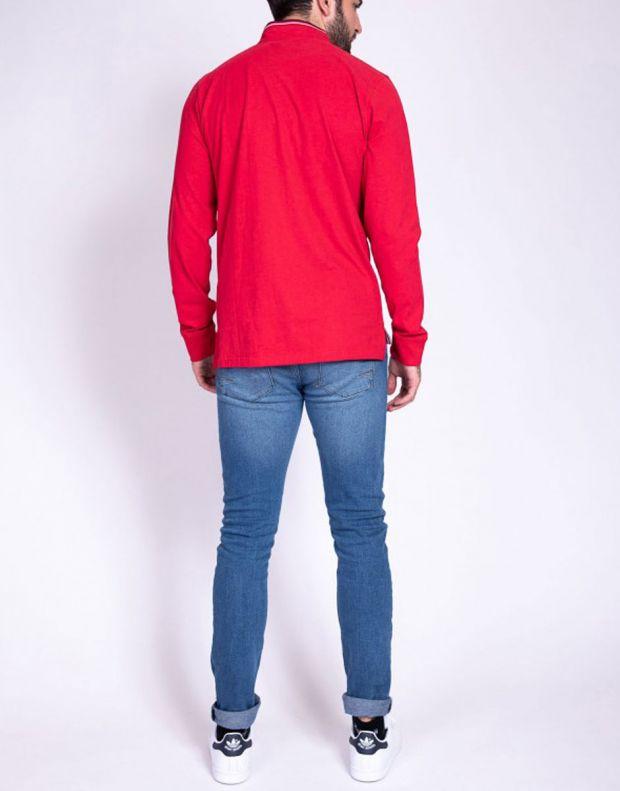 WILD STREAM Primera Blouse Red - Primera/red - 3