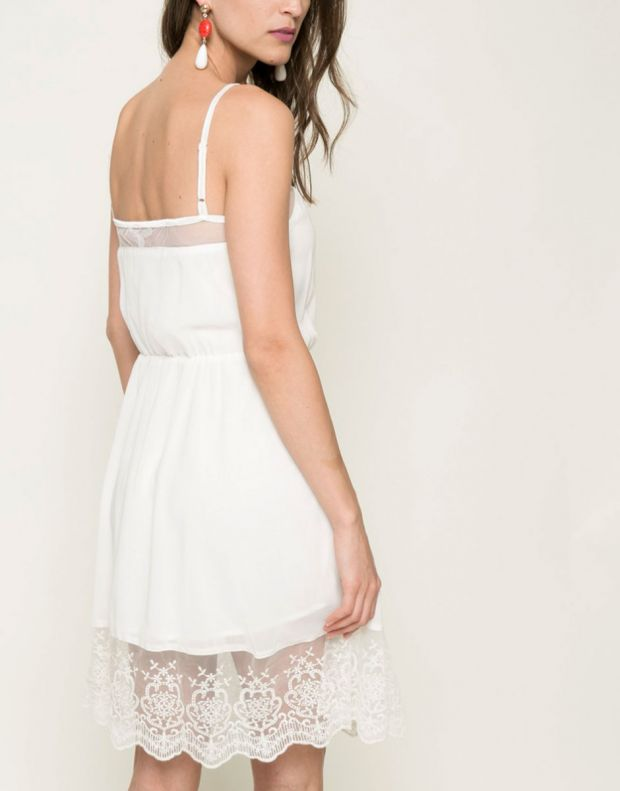 FRESH MADE Sleeveless Dress White - 2