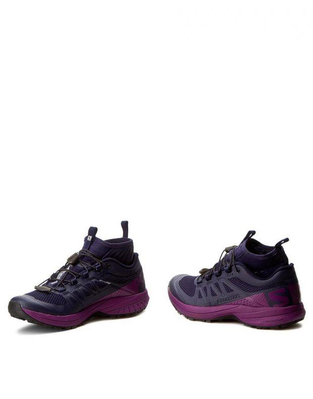 SALOMON XA Enduro Purple - 3