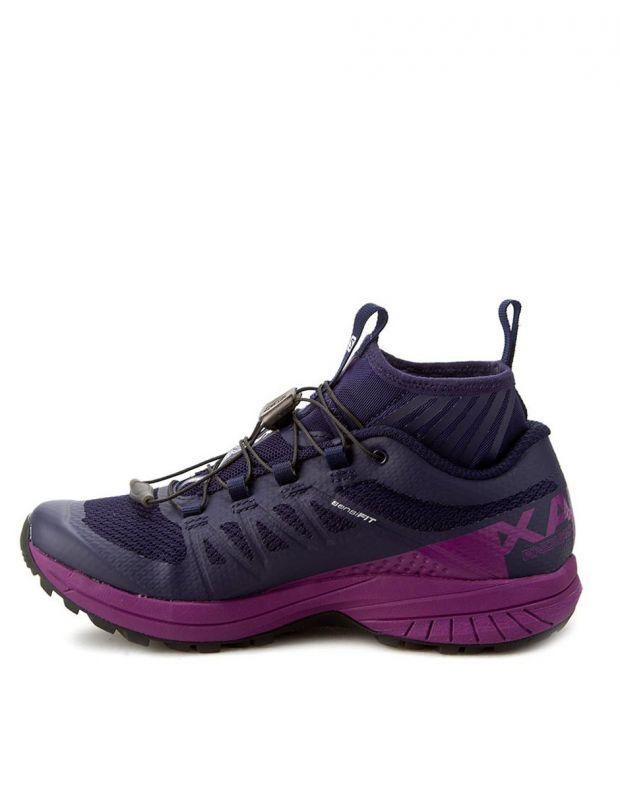 SALOMON XA Enduro Purple - 4