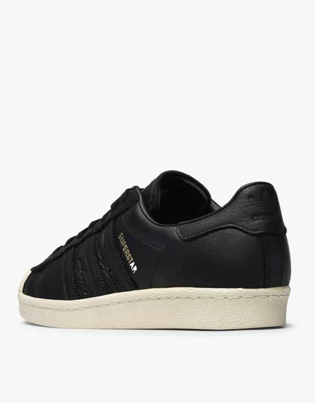 ADIDAS Superstar 80s Black - 6