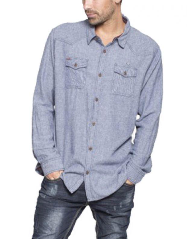 MZGZ Drank Shirt Blue - drank/blue - 1