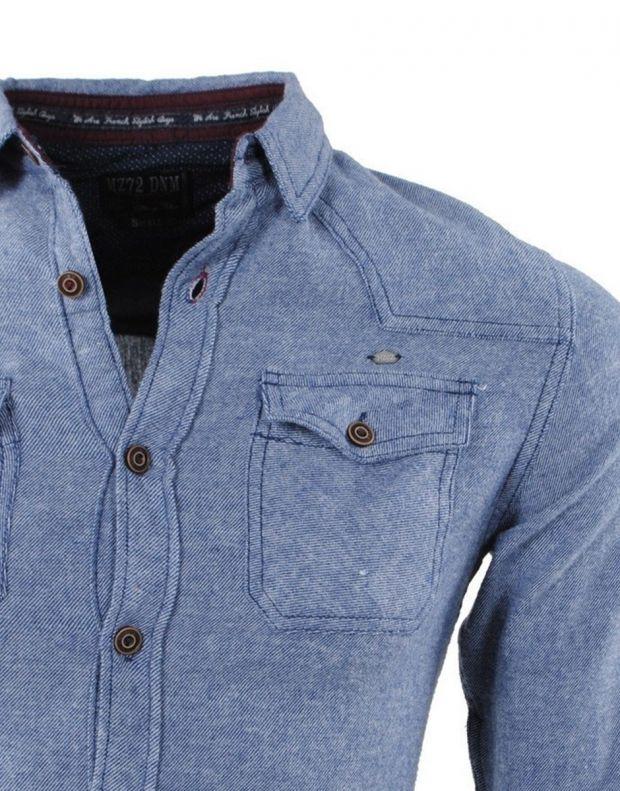 MZGZ Drank Shirt Blue - drank/blue - 3