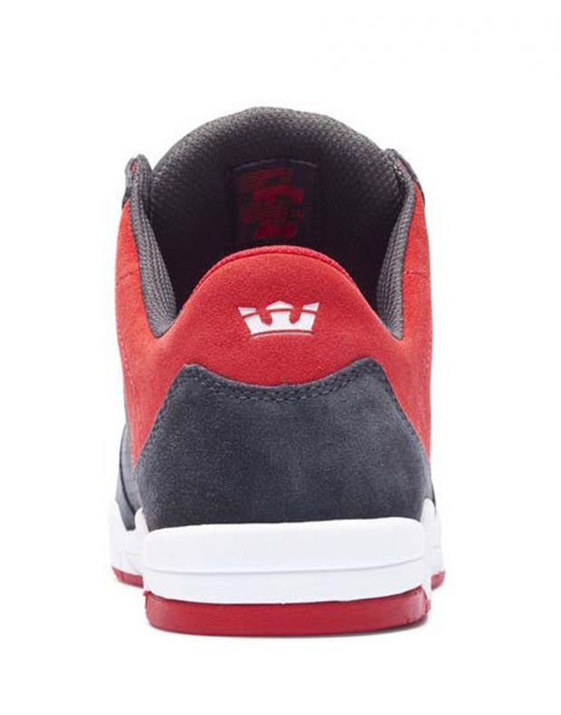 SUPRA Ellington Lo Grey - 3